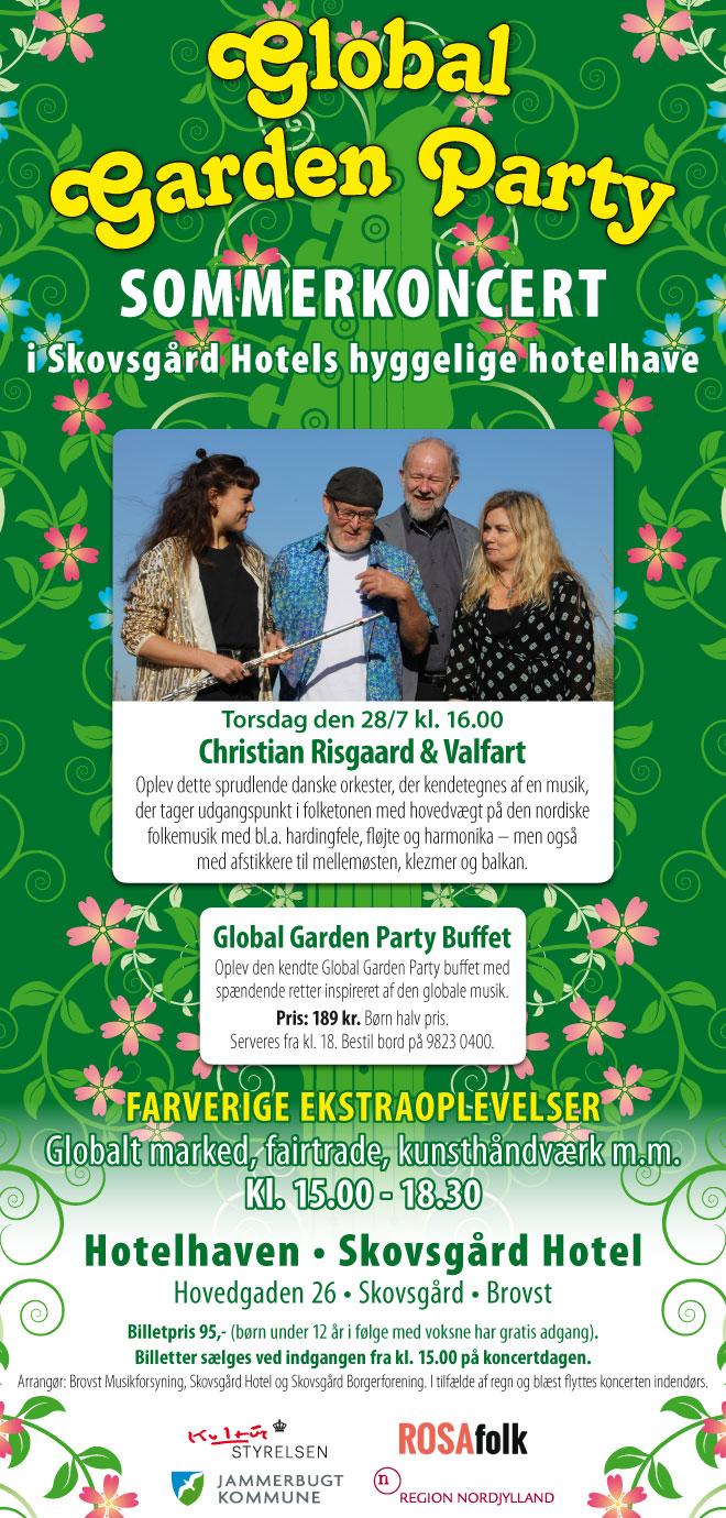 Christian Risgaard & Valfart