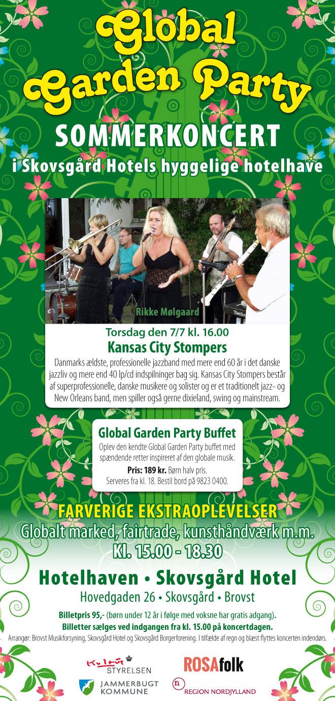 Global Garden Party -7-7-2016